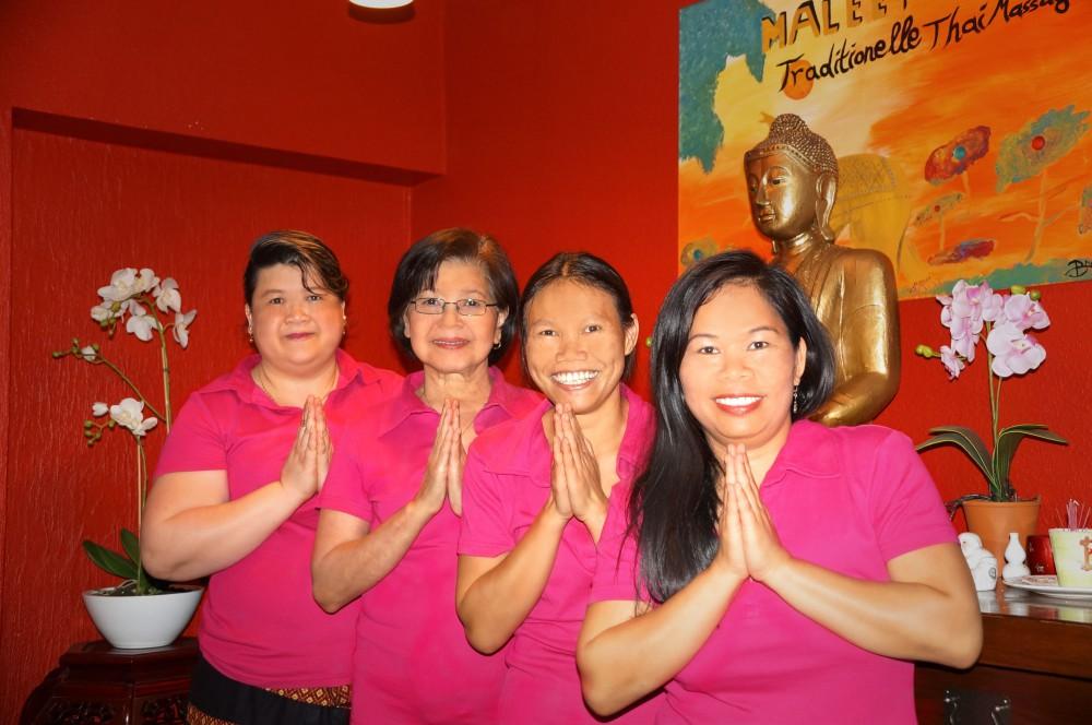Thai massage schwerin