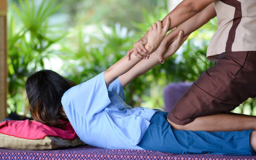 Die Thaimassage – der etwas andere Energiekick